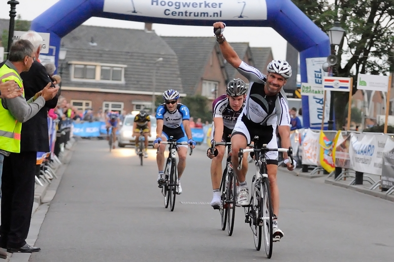 Winnaar 2013: Ronald Roos (foto: Jan de Bruin - RC Jan van Arckel)