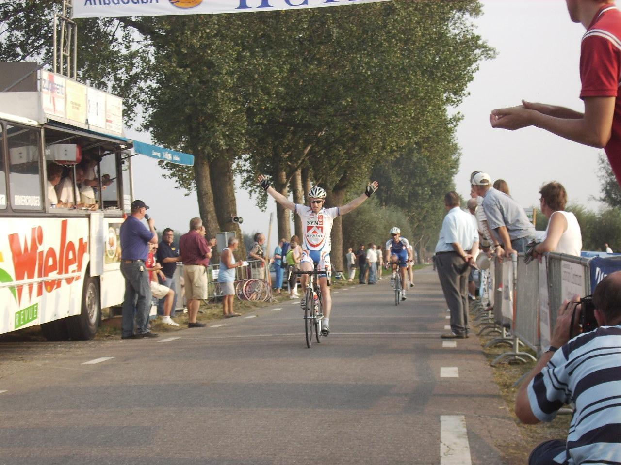 Elite 2006, Marvin van der Pluijm
